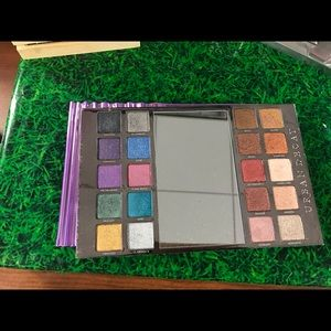 Urban Decay Makeup - Urban decay eyeshadow palette